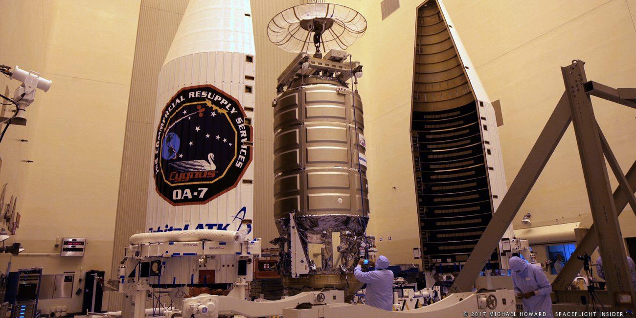 Cygnus OA-7