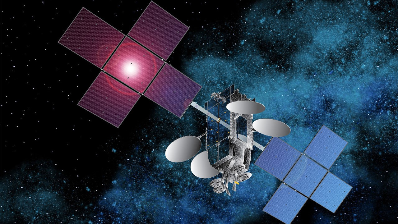 EchoStar 23 illustration