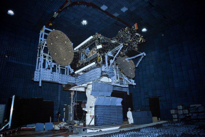EchoStar 23 undergoing testing