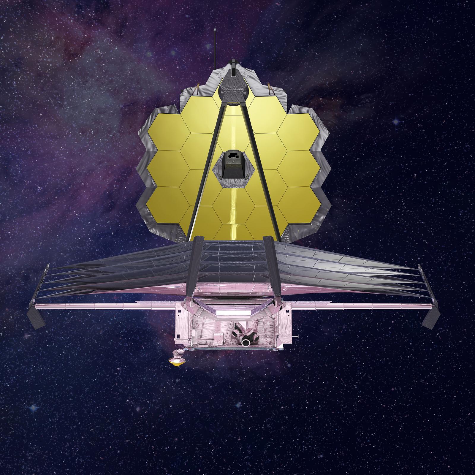 James webb space telescope launch date in Australia