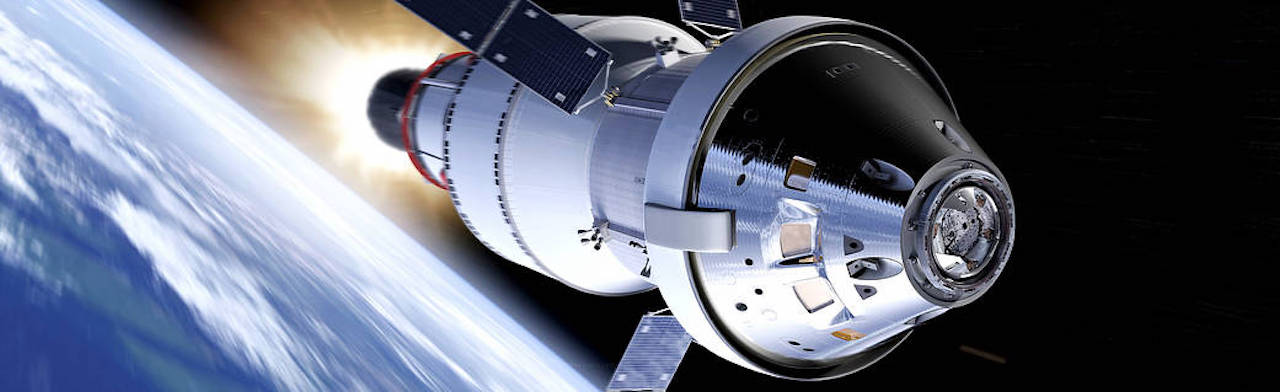 When the Orion spacecraft blasts off atop NASA's Space Launch System rocket in 2018, attached will be the ESA-provided service module – the powerhouse that fuels and propels the Orion spacecraft.