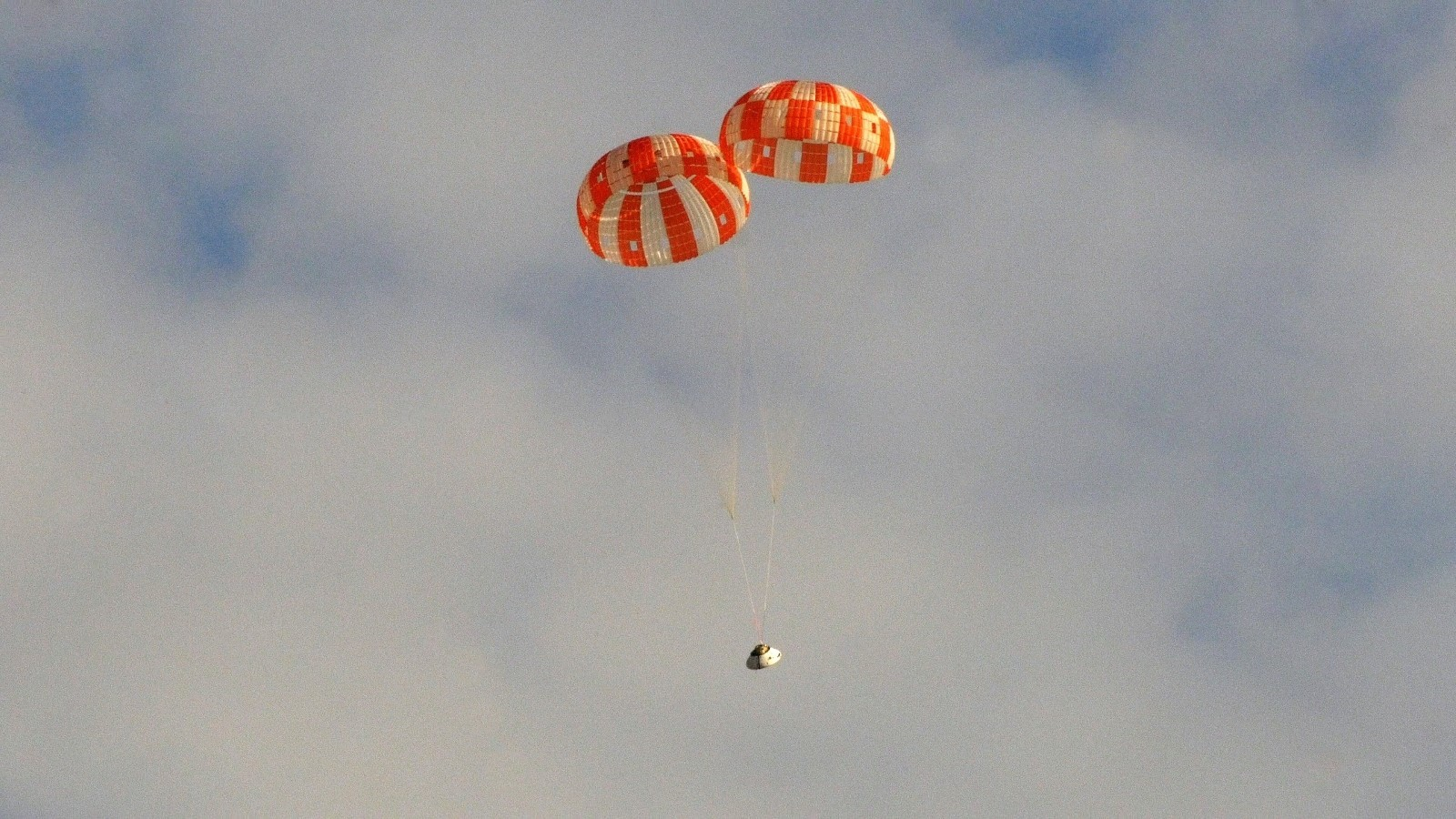 Orion parachute test – 2015-08-26
