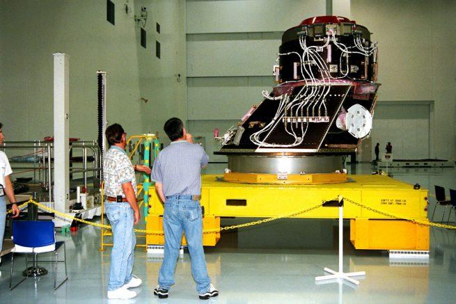 PMA-3 arrives in SSPF