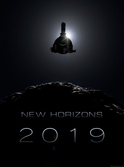 New Horizons' Year of KBO Encounter 2019