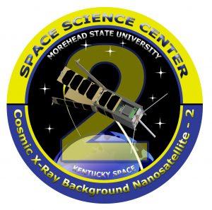 CXBN-2 mission logo.
