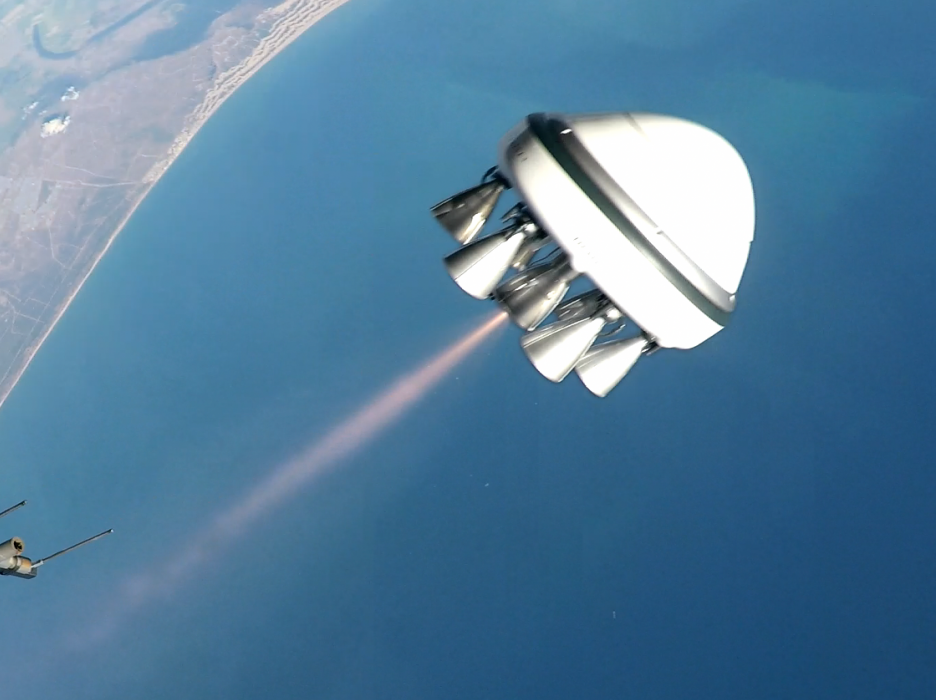 Zero 2 Infinity launches its first rocket from high-altitude balloon