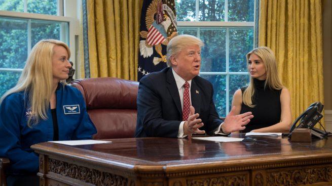 Trump, Rubins and Ivanka