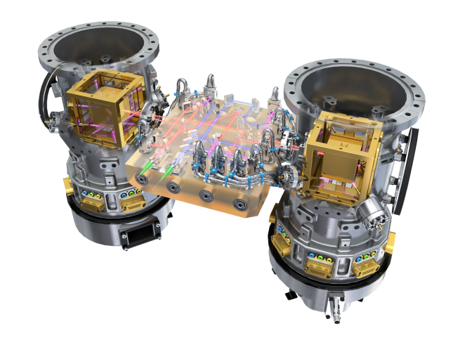 LISA Pathfinder: Technology Package Core Assembly and Inertial Sensors