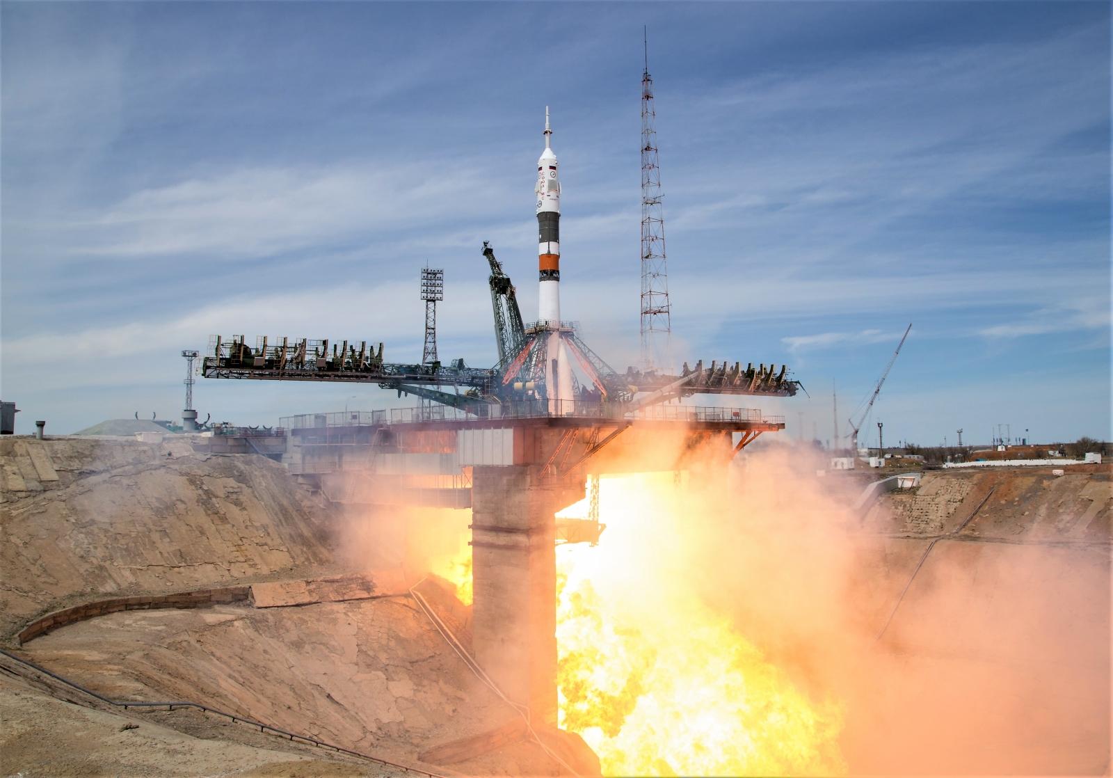Soyuz MS-04