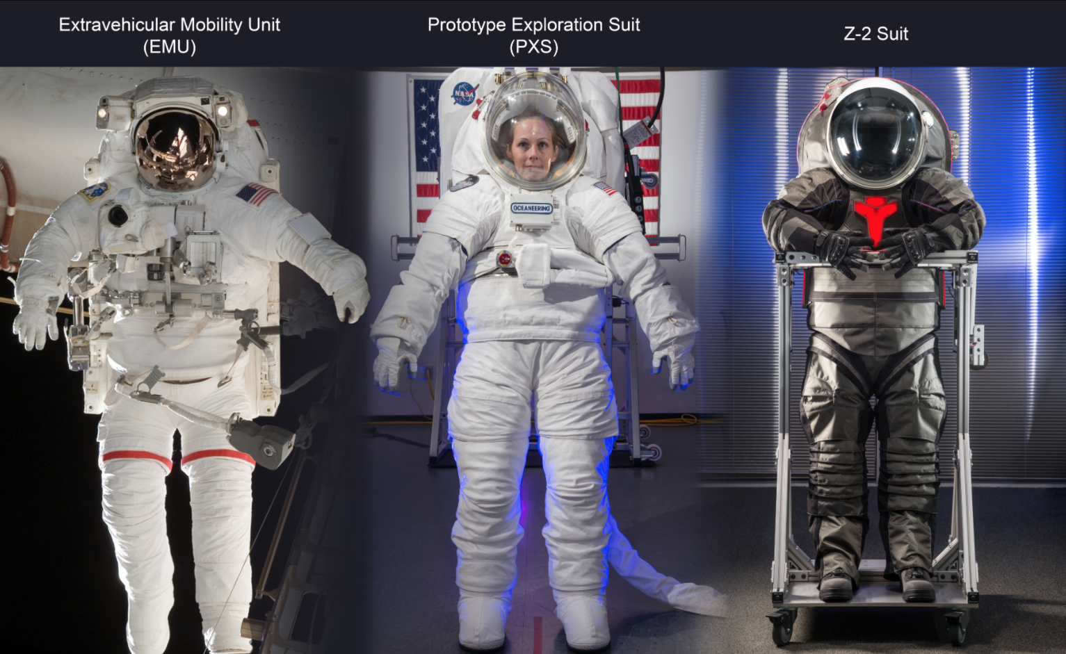 Next-generation spacesuit(s)