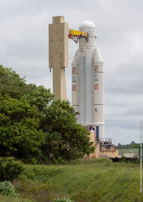 Ariane 5 / Flight VA237