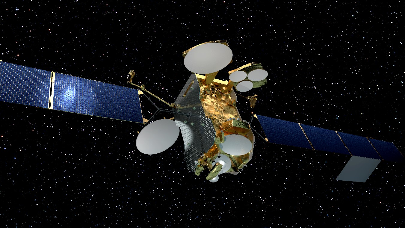 EUTELSAT-172B satellite on Flight VA237