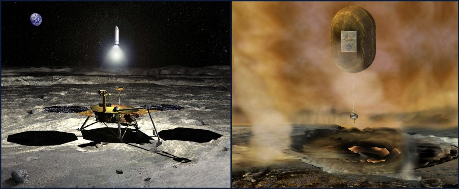 NASA receives proposals for future New Frontiers mission ...