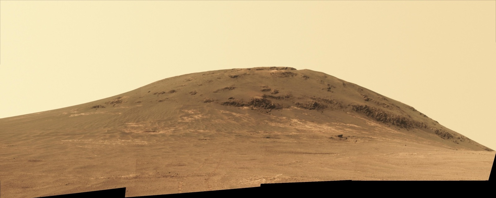 Opportunity: Putting Martian 'Tribulation' Behind