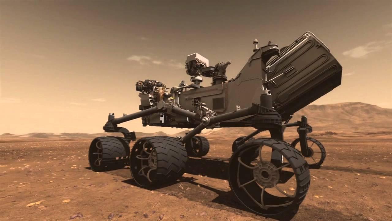 NASA's Curiosity rover samples linear active dune on Mars ...
