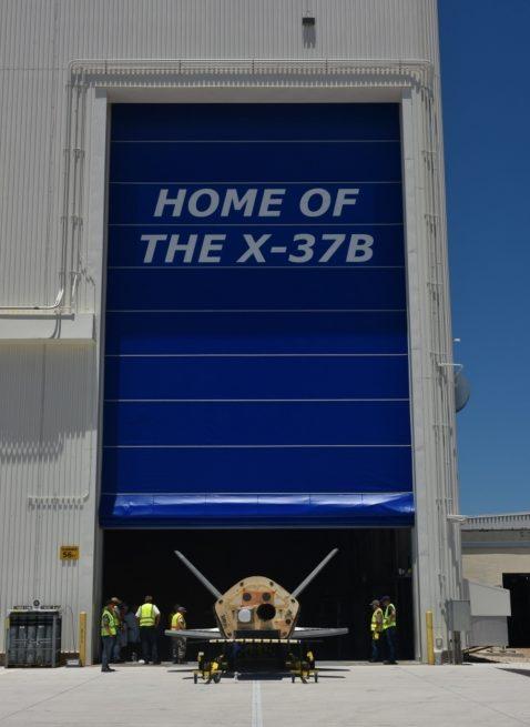OTV-4 OPF-1 Hangar