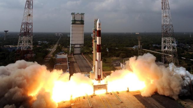 PSLV-XL (C25) MOM launch from Satish-Dhawan