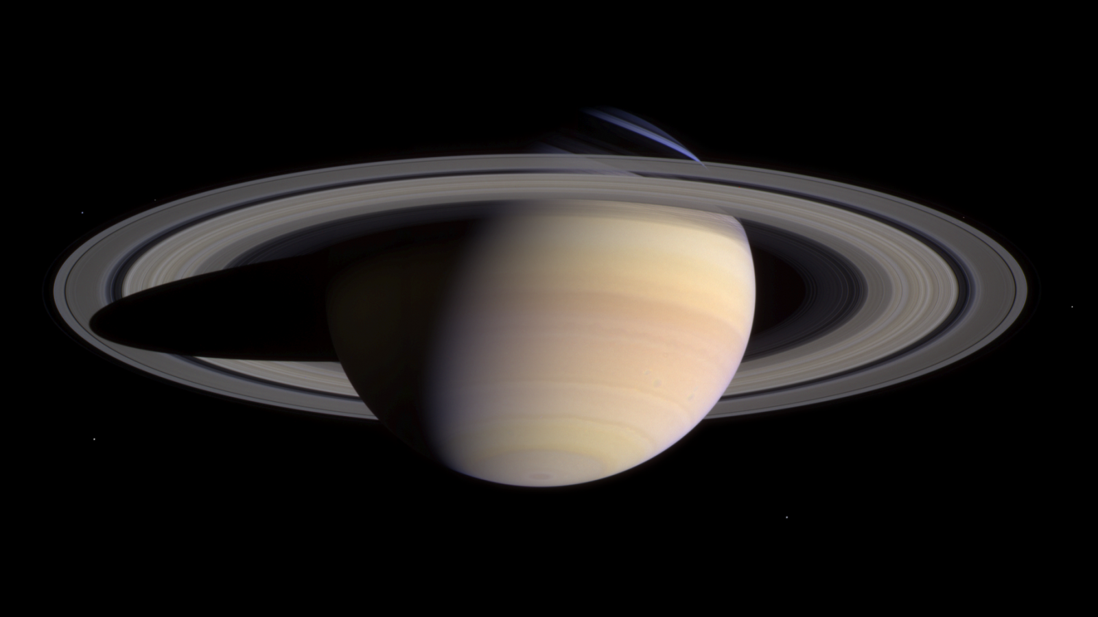 Saturn Ringworld Waiting