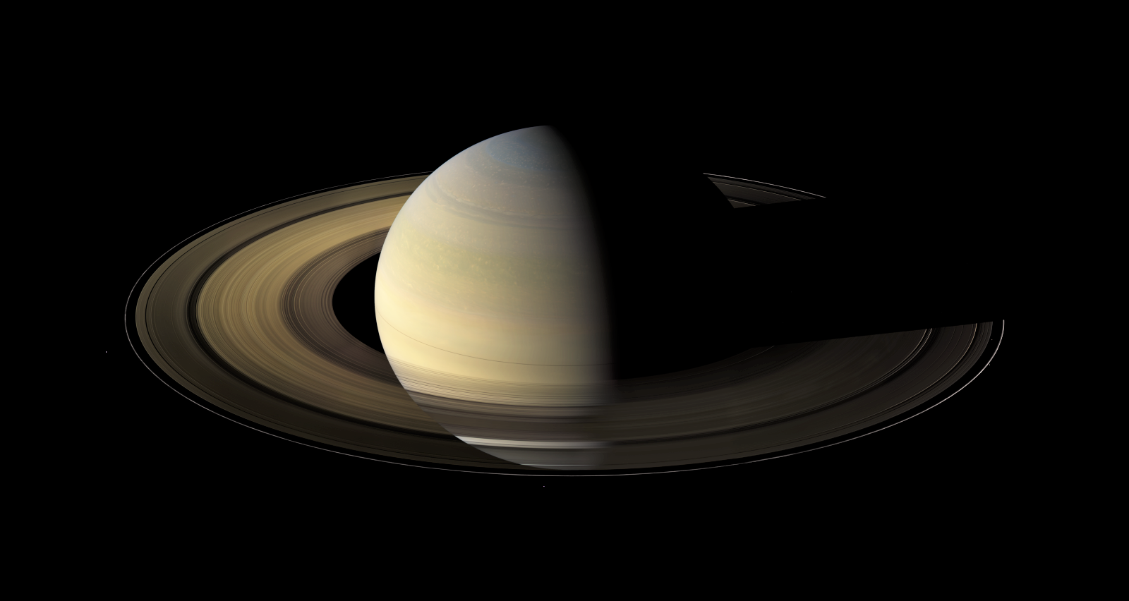 Saturn: The Rite of Spring