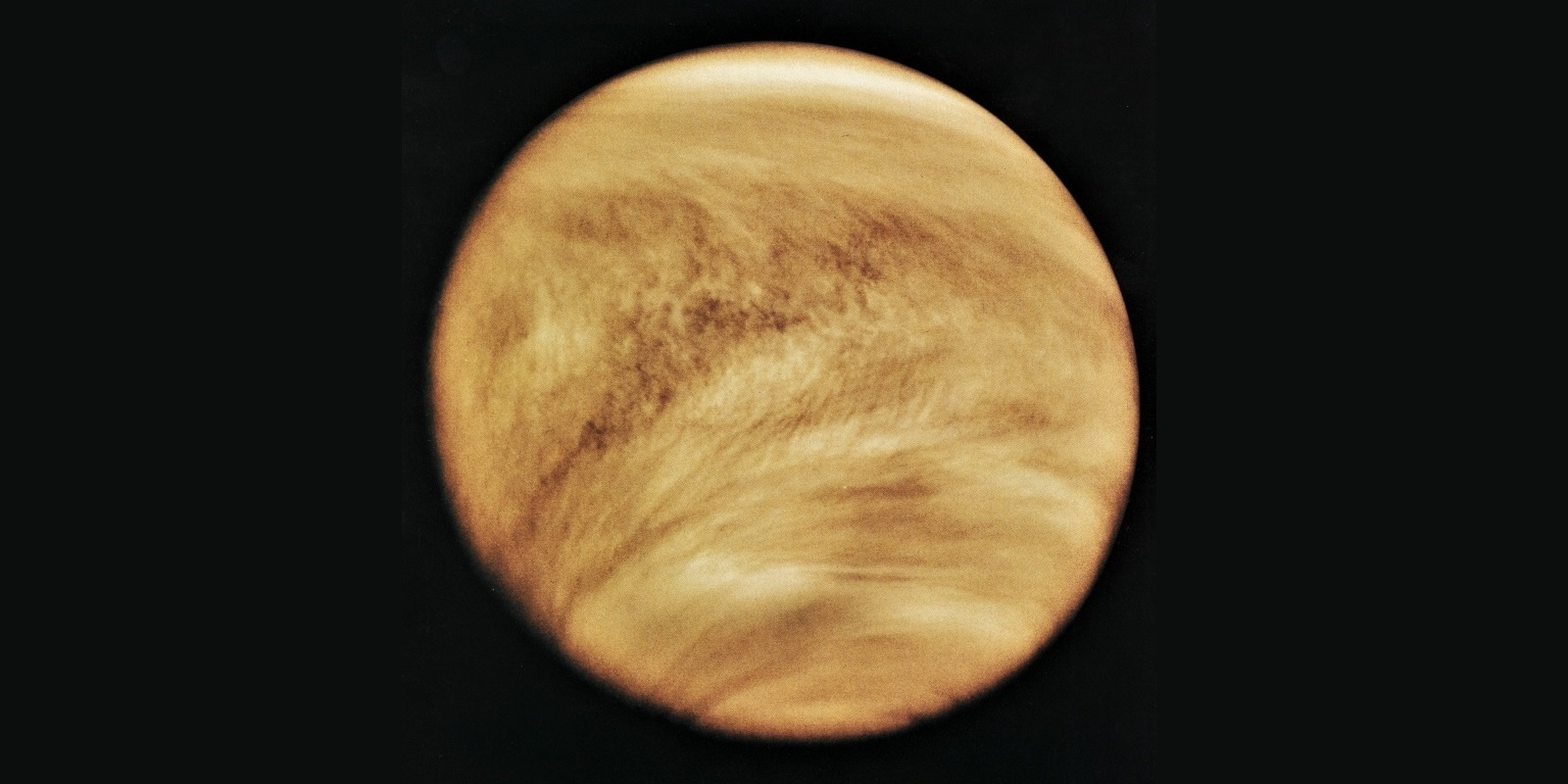 Venus in UV light as seen by Pioneer