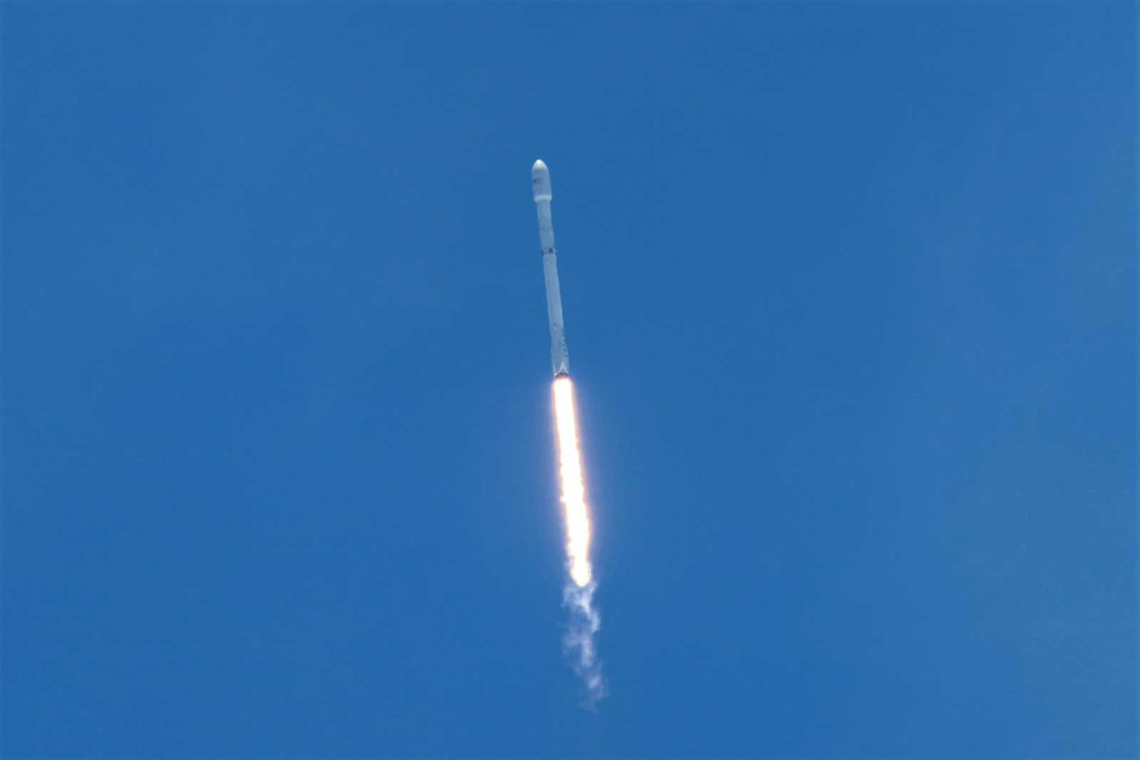 Falcon-9 / Iridium-2 mission (2017-06-25)