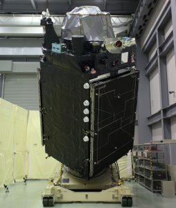 Michibiki-1 navigation satellite