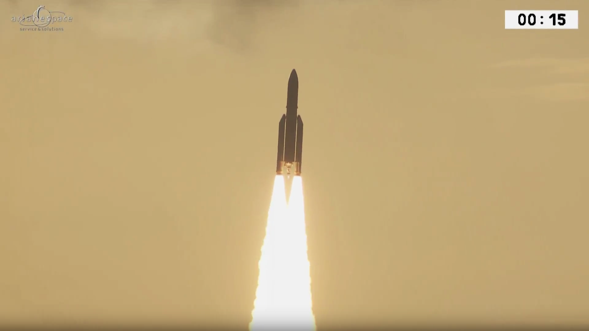 Hellas Sat 3 successfully launched