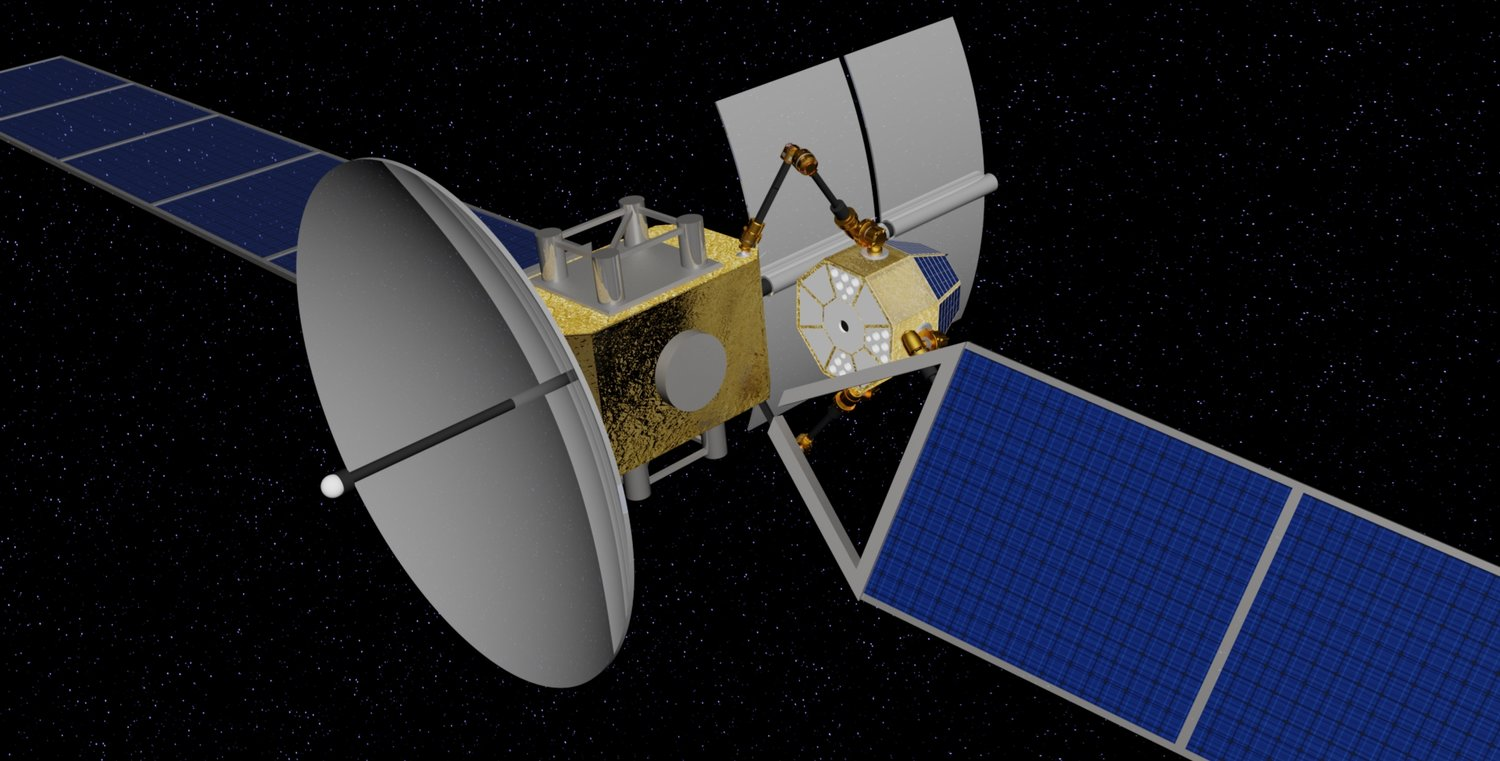Made In Space: Archinaut servicing satellite