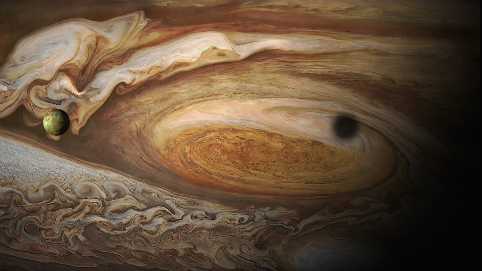 Juno to fly over Jupiter's Great Red Spot