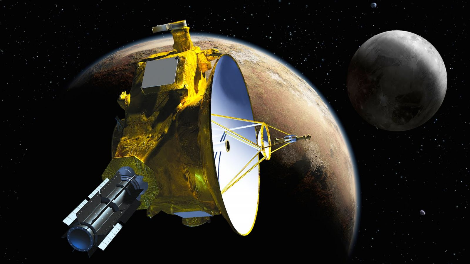 NASA releases New Horizons flyover video - SpaceFlight Insider
