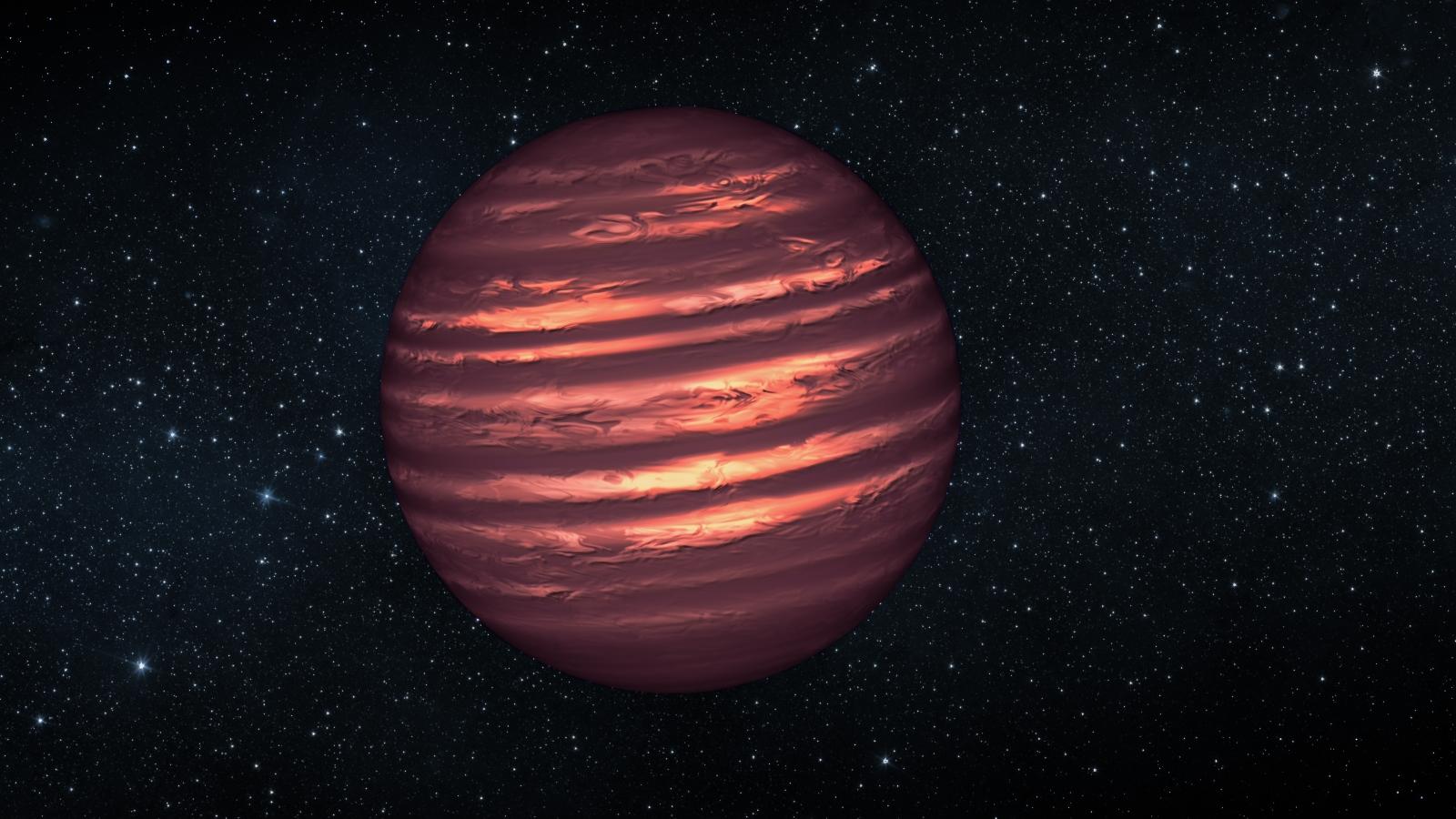 T-class brown dwarf