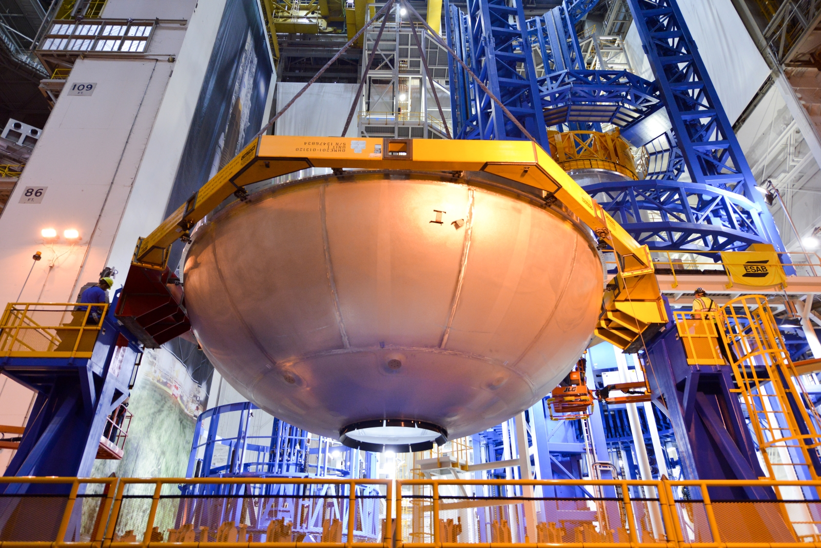 SLS Core Stage Production