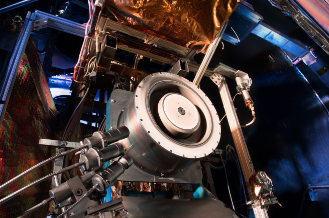 Advanced Electric Propulsion System successfully tested at NASA's Glenn Research Center