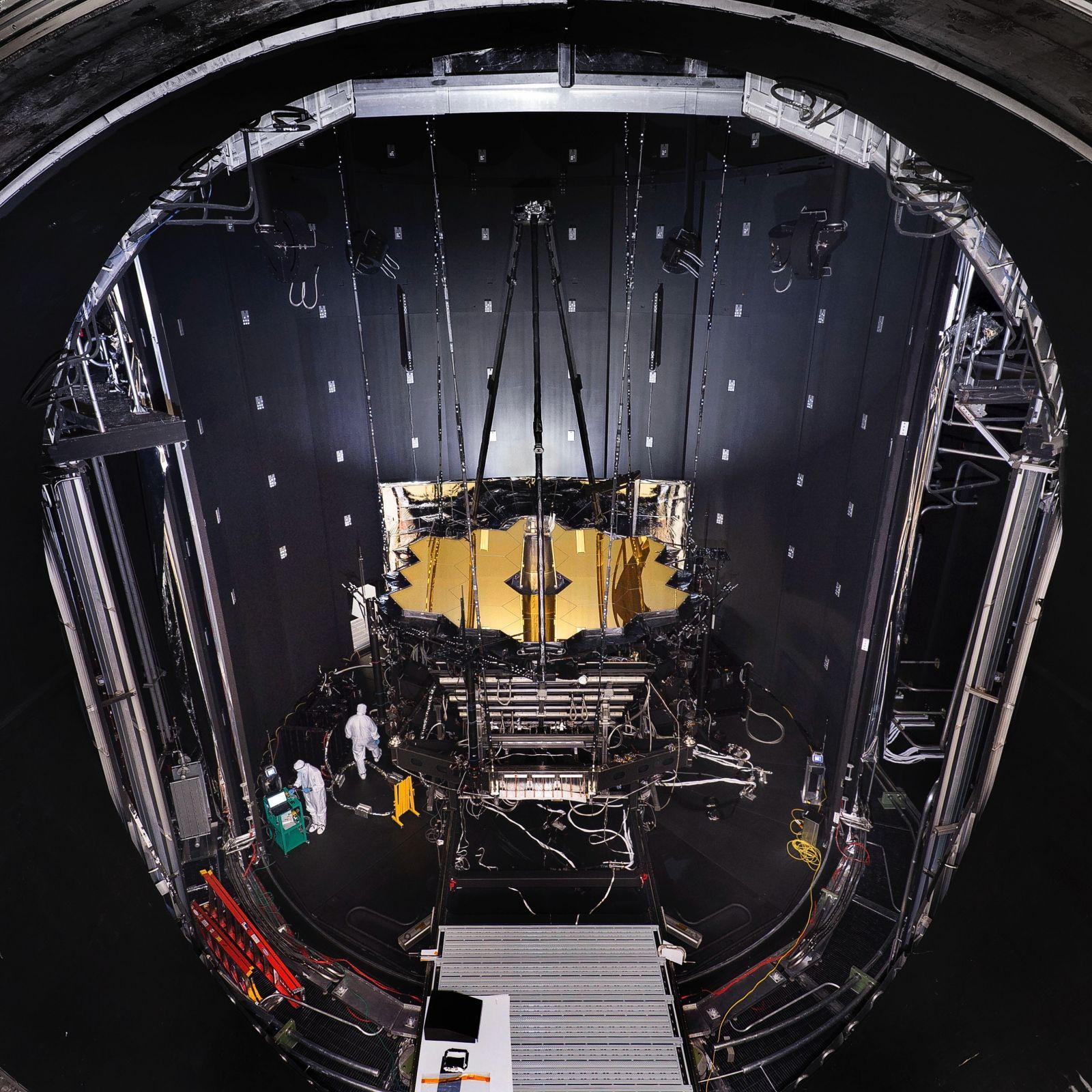 Webb Teleskop