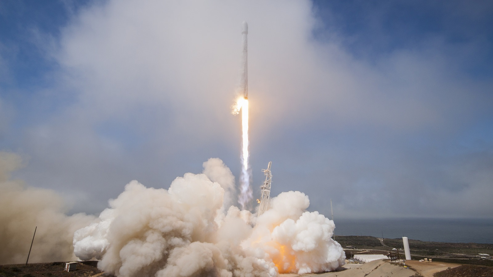 Falcon 9 launch of the Formosat-5 mission