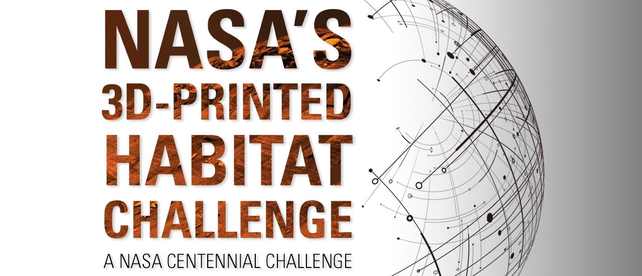 NASA 3D-printed Habitat Challenge 2017