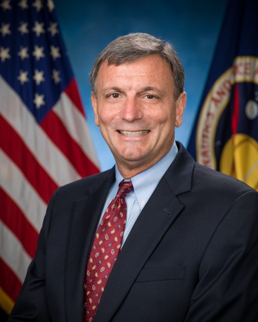Orion Program Manager Mark Kirasich