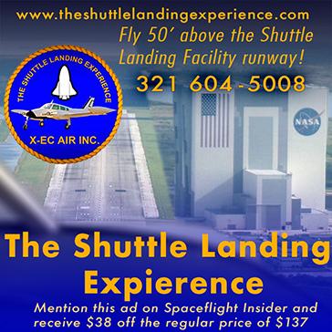 Shuttle Landing Experience