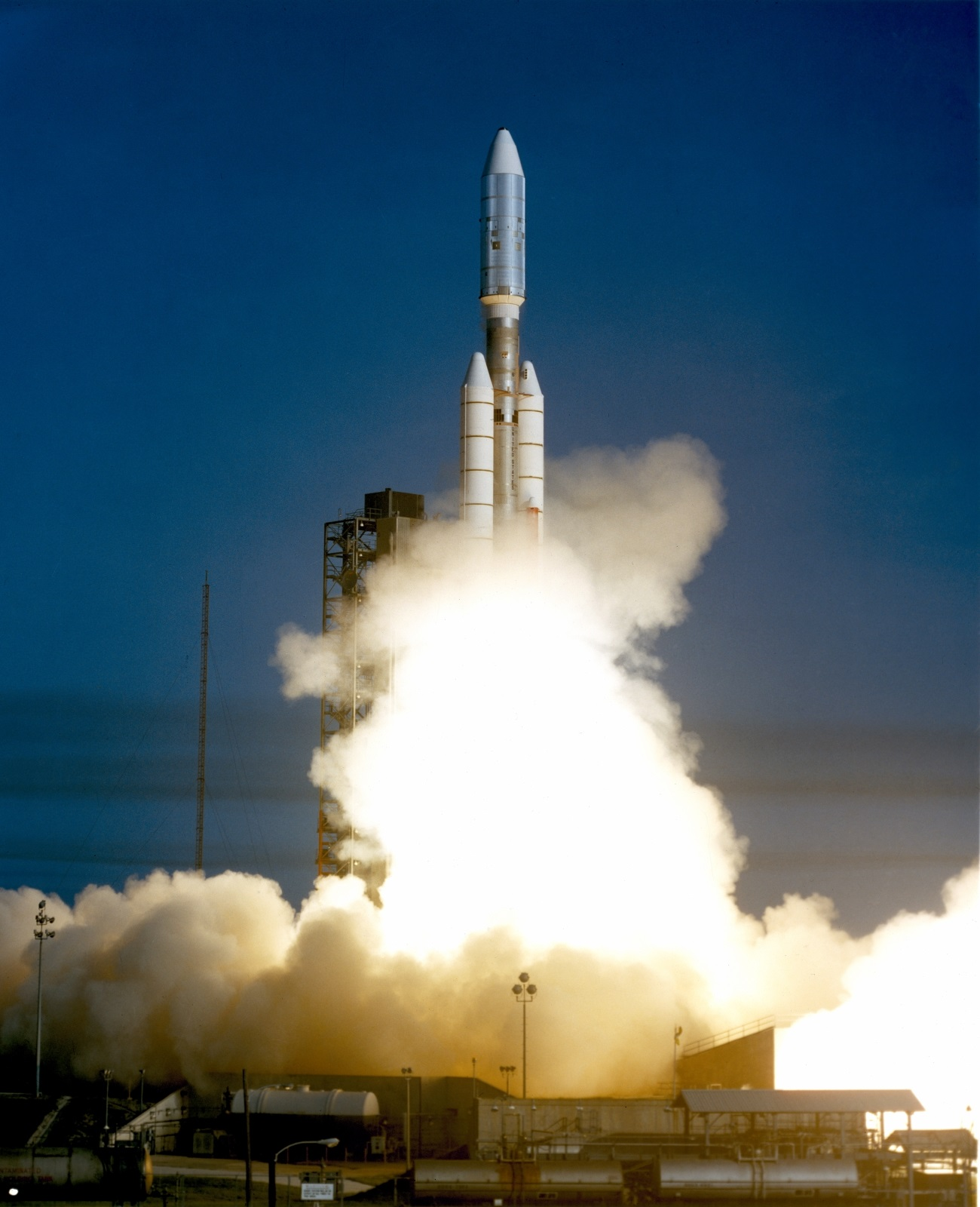Our Spaceflight Heritage 40 Years After Launch Nasas Twin Voyager Further 2 Spacecraft Diagram On Space Probe Titan 3e Centaur Launches 1
