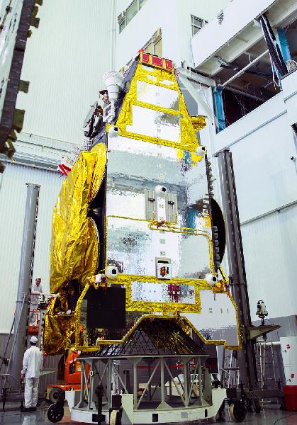 Blagovest 11L satellite