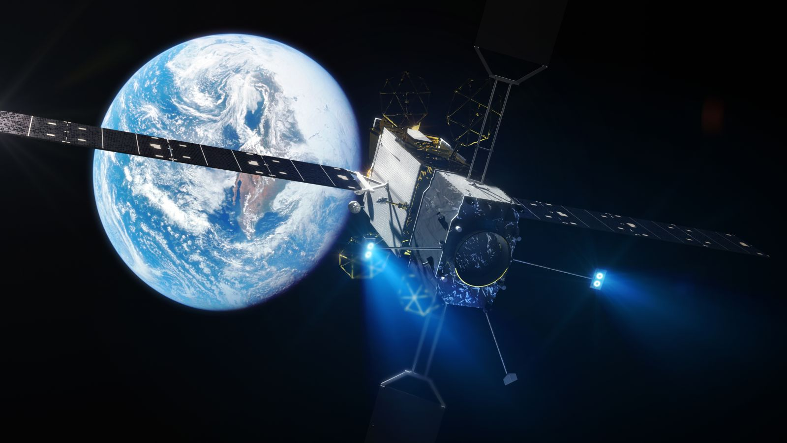 Northrop Grumman acquires Orbital ATK