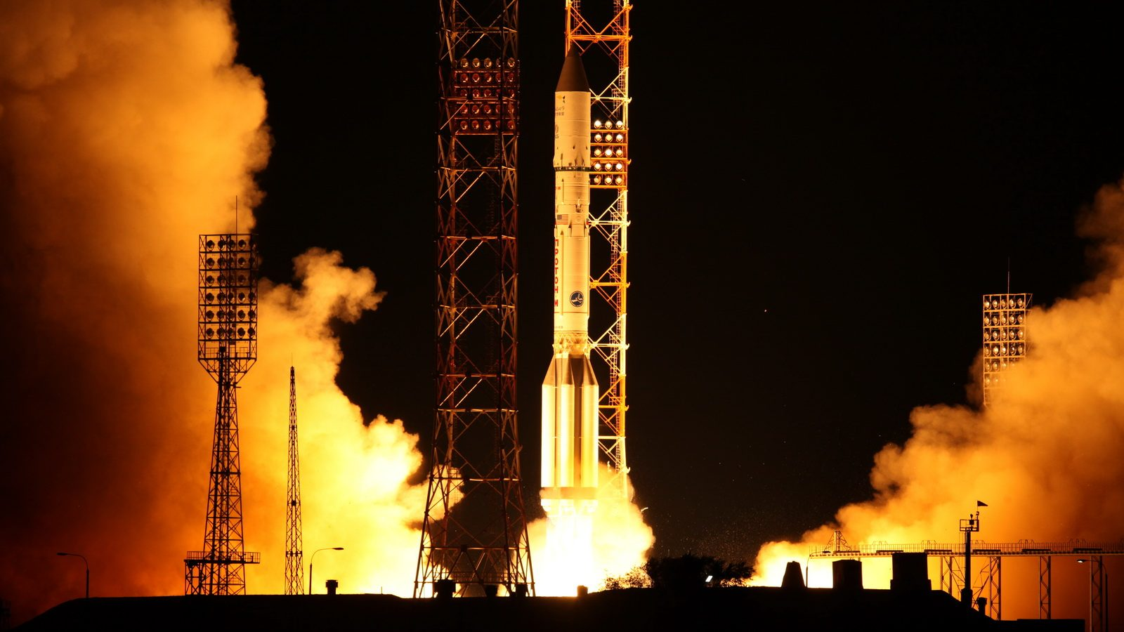 Proton-M / Briz-M / AsiaSat-9 launch, 2017-09-28
