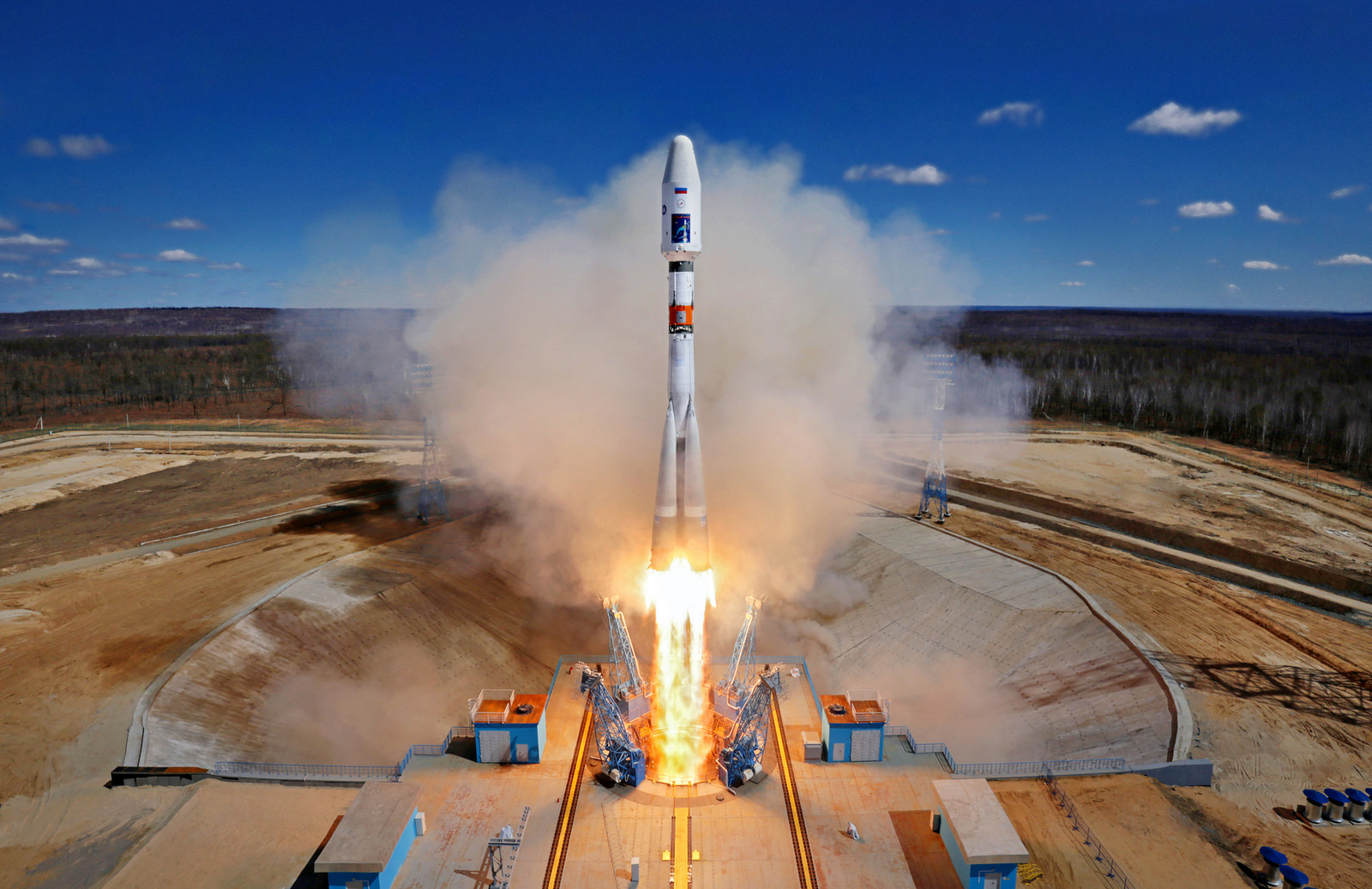 Russia Sees Vostochny Cosmodrome As Deep Space Exploration
