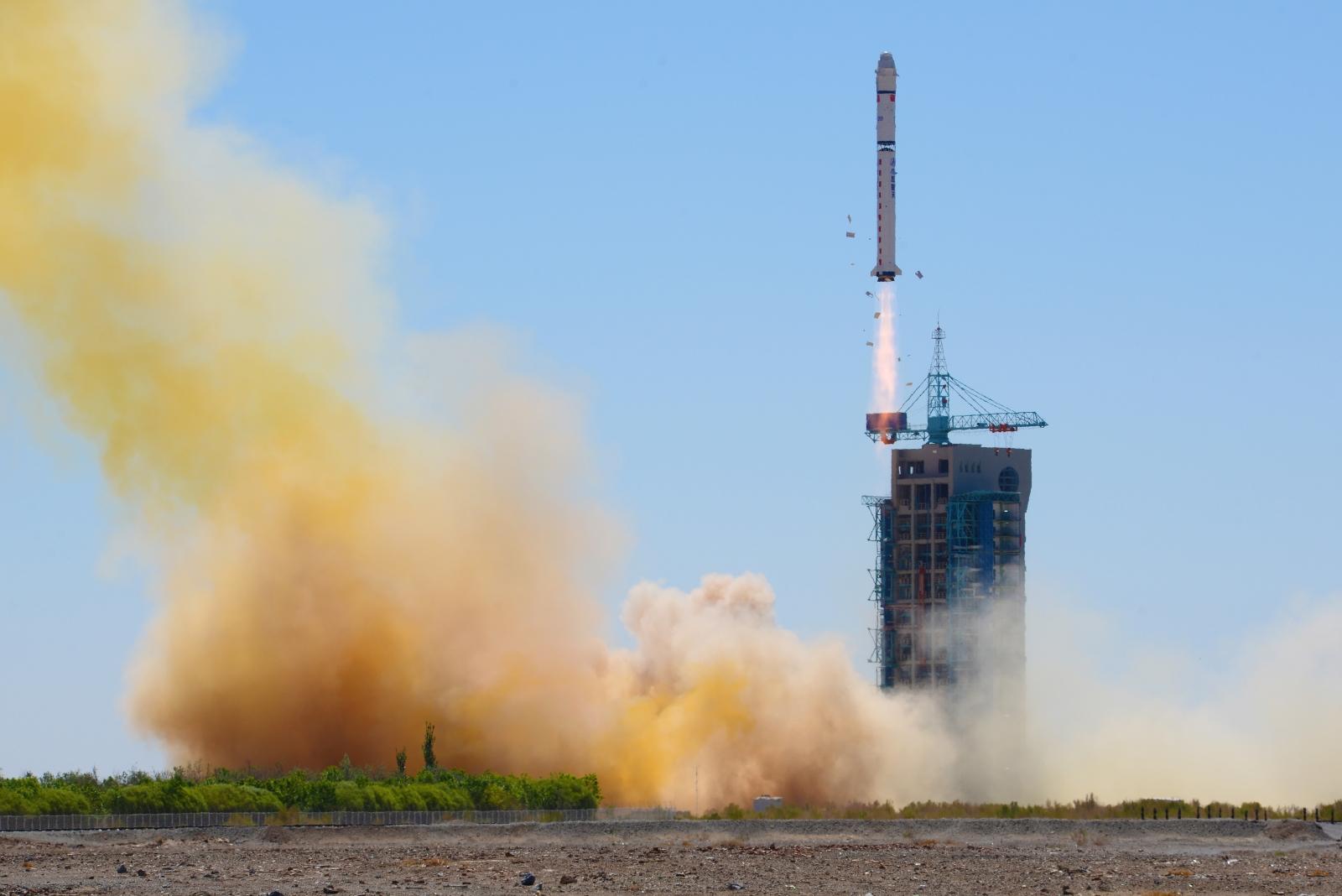 Long March 2D / Yaogan-30 launch (2016-05-15; 02:43 UTC)
