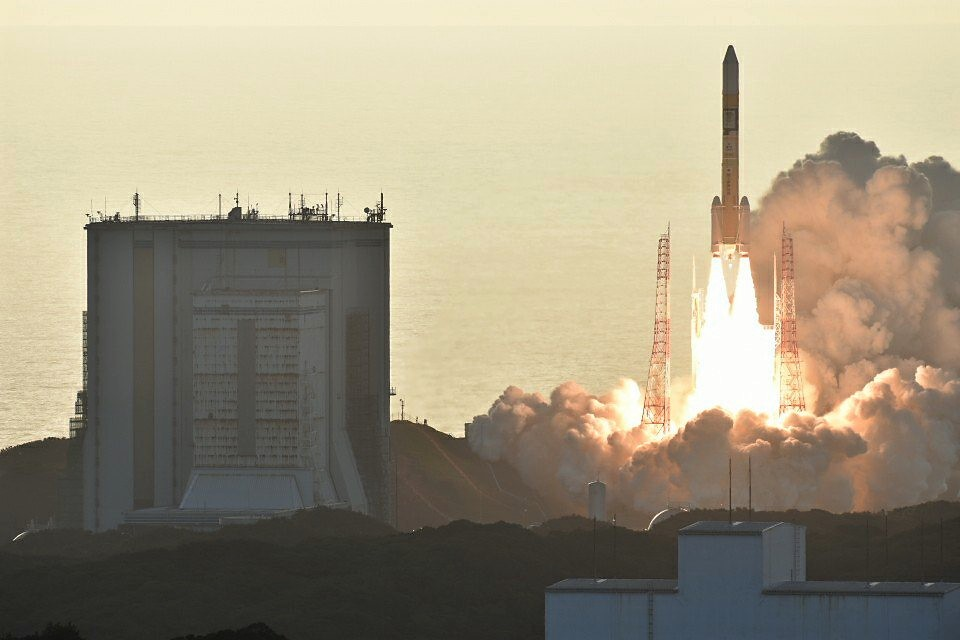 Fourth Japanese GPS Satellite Launched Successfully (News)