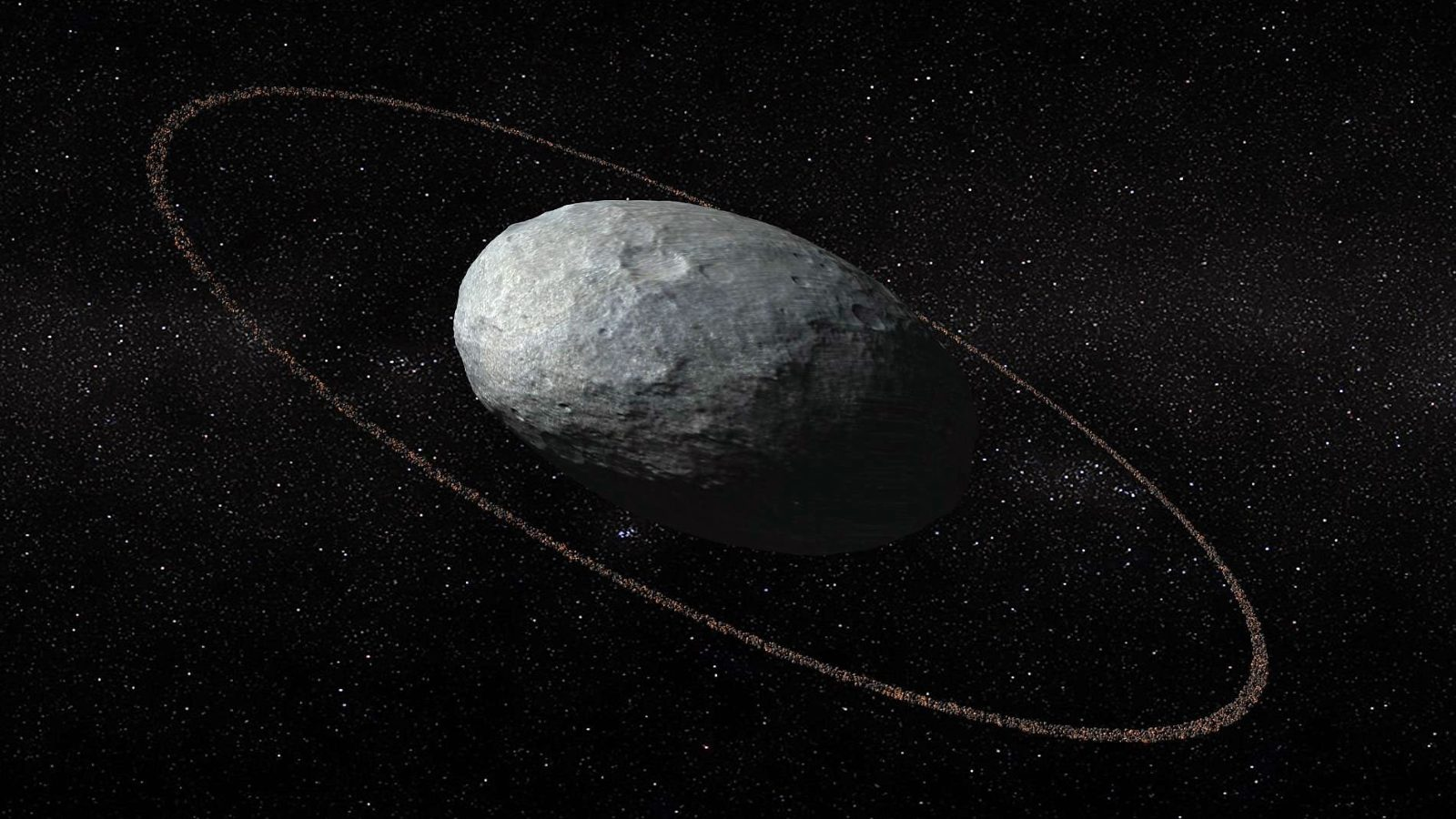 haumea dwarf planet orbit - photo #17
