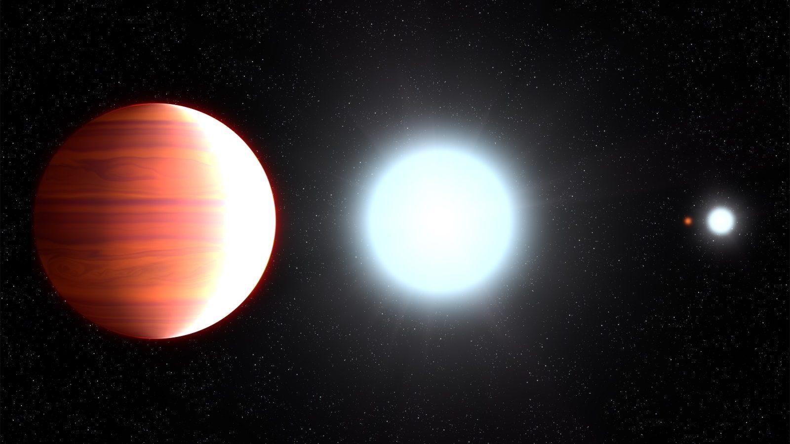 Kepler-13Ab / Kepler-13 stellar system (A, B, and C)