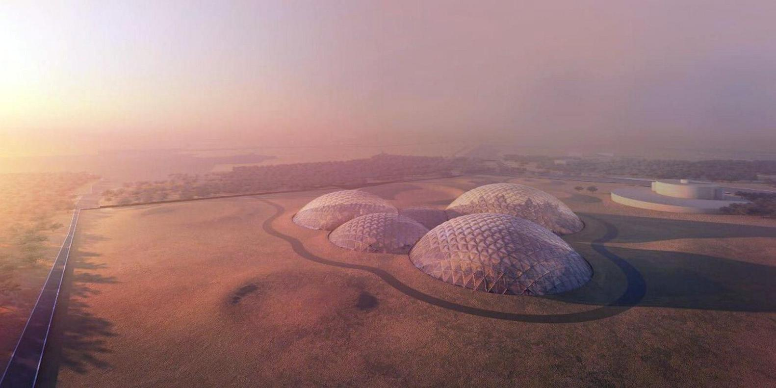 Mars Science City (4)