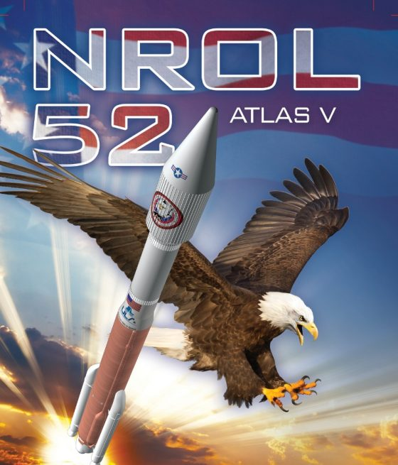 NROL-52 sticker image credit United Launch Alliance