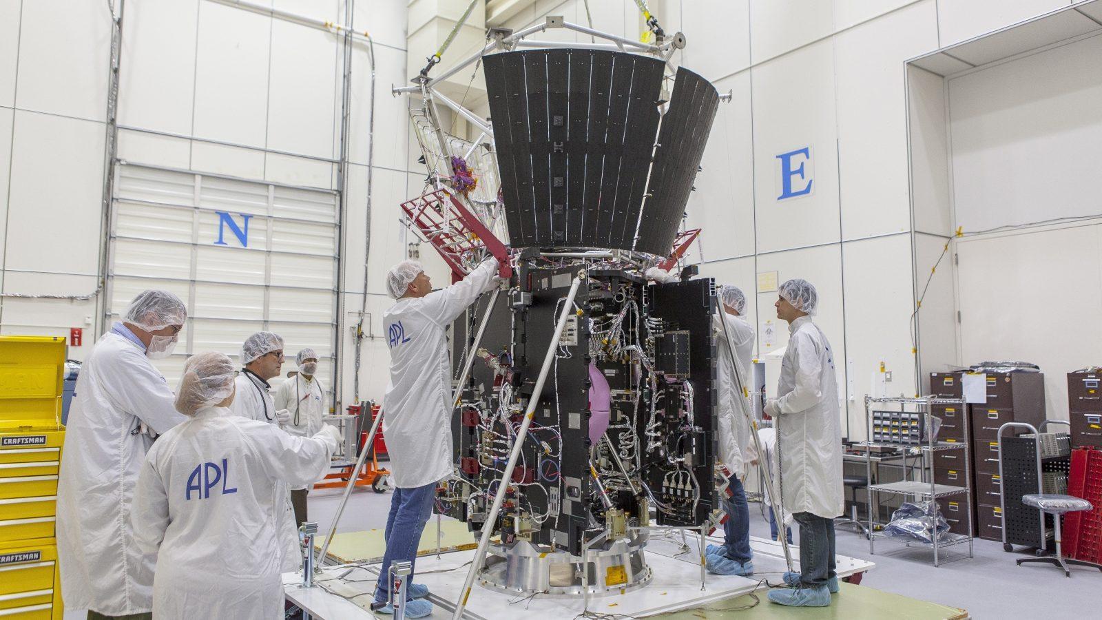 Parker Solar Probe at APL